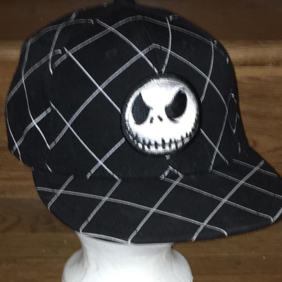 18dc161b Disney Accessories | Jack Skellington Nightmare Before Xmas Hat ...
